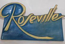 Roseville Pottery / by Lara Moeller