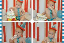 first birthday / by Elizabeth Seibel