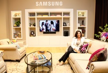 Samsung House / Samsung welcomed HGTV's Hilary Farr and top chefs from around the world to put Samsung appliances to the test in #SamsungHouse. / by Samsung Home