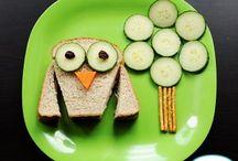 Kids food / by Desirae Ballard