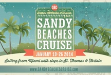Sandy Beaches Cruise / Delbert McClinton's Sandy Beaches Cruise returns for it's twentieth edition / by Sixthman