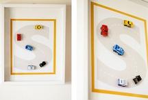 Kids Rooms / by Lindsey Davis Walker