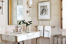 bathrooms / by bri emery / designlovefest