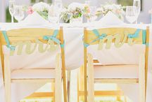Kristen's Wedding:) / by Charity Rumbolz