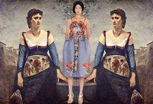 fashun inspo / haute couture etc. / by Amanda Cooper