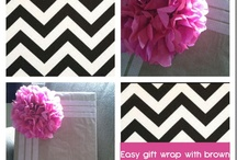 Gift Wrapping Ideas / by Diana {the girl creative}