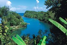 Jamaica / Jamaica is the third largest island of the Caribbean and the birthplace of Bob Marley and James Bond. This is Paradise with both unique and familiar beaches.   Its unbelievably long, perfect white-sand beaches and its incredible pulsating energy will make your vacation one that will live forever. Jamaica will enliven your days, enrapture your evenings and awaken you to a heightened state of well being. / by Holiday Inn Resort Montego Bay, Jamaica