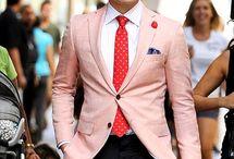 Lust Closet / for the all men's fashion garments you covet / by Joe Wadlington