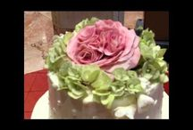 video tutorials / videos of cake decorating techniques / by A Cake To Remember LLC --Kara Buntin