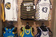 Marquette Jerseys / by Marquette Spirit Shop