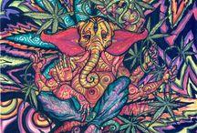 Stoner Art / by Nuff Said