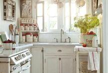 Country kitchen / by Lorena Sanchez
