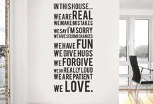 Family home / by Jordan Hughes