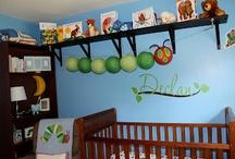 Baby Nursery / by Kristen Foerster