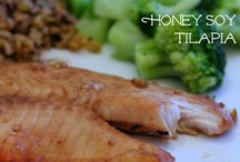 Fishy food / by Nina Wend Martinez