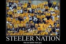 Pittsburgh Sports / by Kerstin Burns