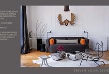 Interiors / by Gregg Krantz