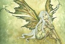 Fairy/Fantasy / by Deborah Foley