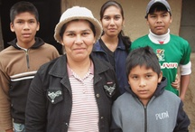 Bolivia / Unbound's sponsorship outreach in Bolivia began in 1988 and serves families in the country's three main cities and surrounding communities through three projects: Cochabamba, Santa Cruz and La Paz. / by Unbound