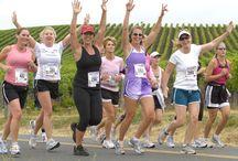 Running & Racing Bucket List / by Jesica D'Avanza