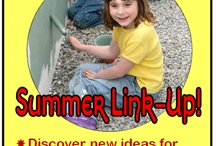 Summer Time / Summer Activities to fill those long, hot days! / by Created by MrHughes