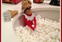 Elf on the Shelf / by Andrea