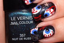 Halloween Nail Art / Complete your look with amazing nail art! / by Leg Avenue Costumes