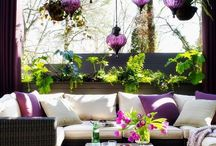 Outdoor room / by Ketturah Hoffman