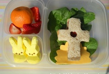 Kids lunch ideas / by Mommysquared S