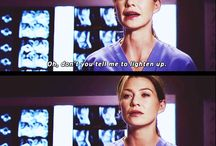 greys anatomy / by Christine