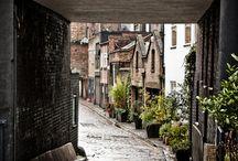 Places I'd Like to Go / by Amanda Joyce