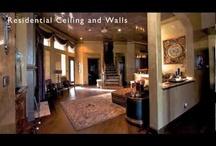 Venetian Plaster Videos / by Vallie Duncan