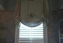 Elegant Shutter Window Treatments / We can help you with all of you Interior Window Treatment Needs Call Will McCaleb:  504-258-7996 / by Will McCaleb