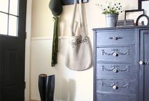 Back porch and Laundry room ideas / by Kristi Badberg