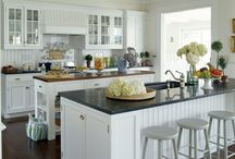 Dream kitchen / kitchen design and gadgets / by Hannah Lust