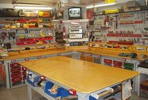 Woodworking Shop / by David Long