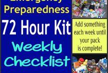 Emergency Preparedness / by Chris Bernstein
