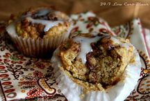 Atkins Phase 1/Muffins, Scones, English Muffins, Etc. / by Lita Sauve