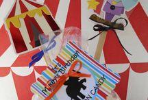 Kindergarten Circus / by Melissa Phipps