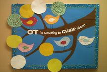 Occupational Therapy Bulletin Boards / by Marilyn Rosario