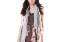 SCARF / by YOUREYESLIE Clothing