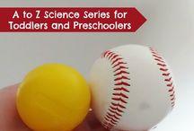 Science in PreK / by Shelley Howell