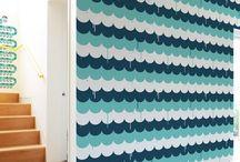 Wallpaper Inspirations / by ingrid elizabeth