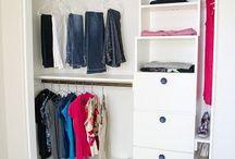 closet / by Megan Drake