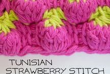 crochet stitches / by Wollhase