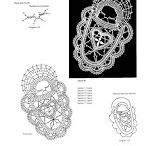 lace patterns and techniques / by Vladka Cepakova