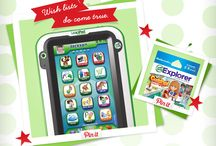 Leap Frog Wishes, not kisses / Games, apps for leap forg / by Kanna Davis