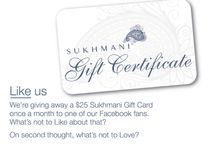 Gifts from Sukhmani / by Sukhmani Nob Hill