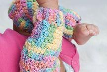 Yarn Crafts / by Mina Gammon