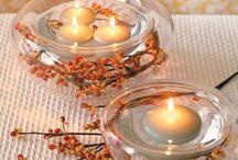 Seasonal decor / Holiday and seasonal decoration and living / by Beth Wrisley